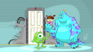 Monsters Inc. revised by brockrizy