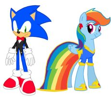 Sonic and RD Ask Blog: Prom 2013 Outfits by MegaArtist923