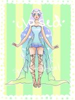 sirena ((revamped)) adopt - c l o s e d by Spooktastical