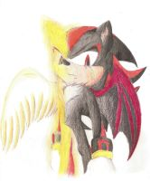 :Shadow:Innocence and Instinct by Super-Sonic-101
