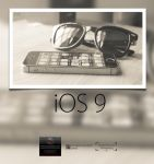 iOS 9 by CompBomb