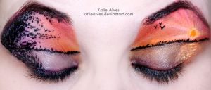 Sunrise Eyes for CityTV by KatieAlves