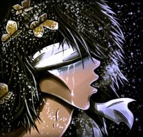 . Bill - Butterfly cry . by Filly777