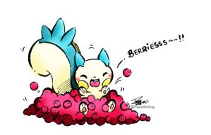 Pachirisu's Daily Dose of Essence~! by PawsShiEng