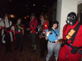 Team Fortress 2 Group by The-True-ZX