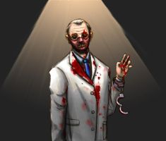 Dr Lecter by J-Perro