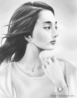 lee min jung by inkpenpaper