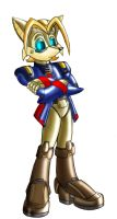 Metal Antoine design by zeiram0034