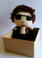 MADAO amigurumi by nevR-sleep