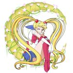 Sailor Moon by ElWaifu