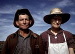 Homesteader Couple by makepictures