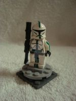 131st Trooper by Haotaus