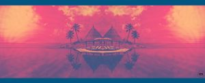 Sunset in Paradise 2014 Remix by resresres