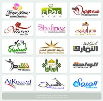 Logo and Freehand Drawing by GHAREB