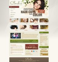 claudias hair and waxing by ijographicz