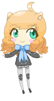 Milla Chibi Pixel Art! by DecoHara