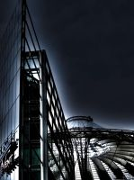 Sony Center II by skyeycreation