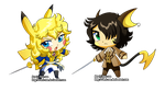 Chus of Versailles by Ferisae