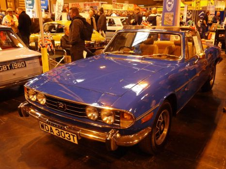 1977 Triumph Stag by The-Transport-Guild