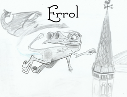 Errol the dragon revisted by truemouse