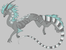 Dragon Adoptable 5: Closed by Fallen-Adopts