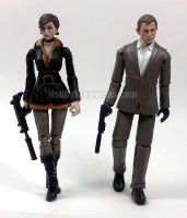 G.I. Joe - Custom Spies by noelzzz