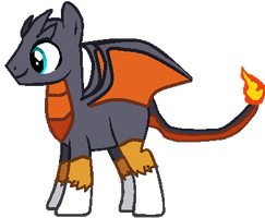 My Pony Form by OmegaCrafter17