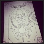 Clow Book Sketch_1 by AyumiDesign