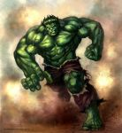 The Hulk by orangus