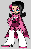 SheZow, PSG style by Death-Driver-5000