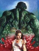 Bruce Banner by RobD4E