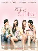 coklat stroberry movie poster by adjie76