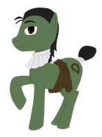 My Little Pony: Lewis by Shrineheart