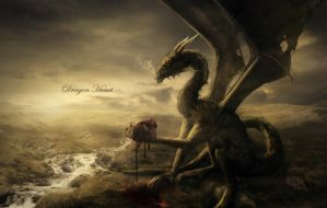 Dragon Heart by ElementOfOne1