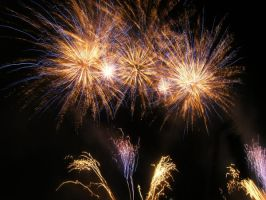 The Fireworks by Dragonheart69