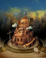 Babel Mexico by bichomaldito