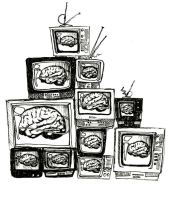 Mindless Television by EvilSmix