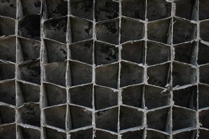 Industrial Honeycomb Texture by EverythingIsInStock