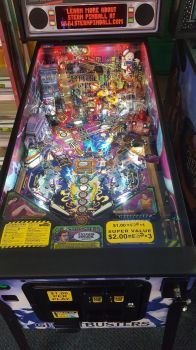 Ghostbusters Pinball by AndyofIndiana