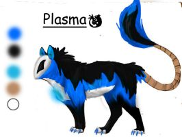 Plasma's updated ref by Secret-Assasin-Emery
