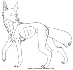 Wolf Makeable 3 by muffinonie