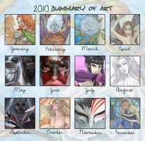 LD7 2010 Summary of Art by AngelaSasser