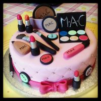 Make up cake by Dyda81