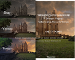 Castle Premade Pack by LavitaDistress