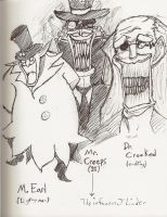 The Big Grin Trio by TheInfamousJoeLinder