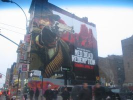 Red Dead Redemption by Bladius021
