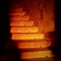 Sunset Stairs by kereszteslp
