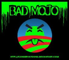 Bad Mojo Obama Logo by Conservatoons