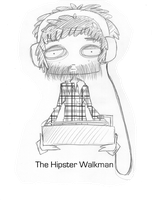 - The Hipster Walkman - by capochi