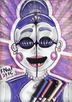 Ballora by FNAFstic